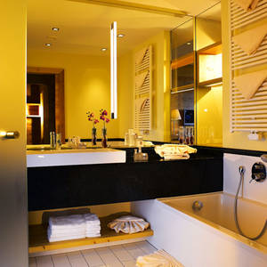 Hotelbad Hotelbadezimmer Hotel-Badezimmer Gastronomie